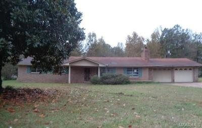 Prattville Single Family Home For Sale: 1421 Mills Road