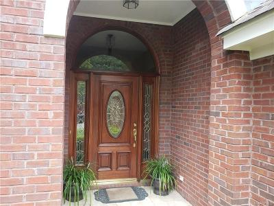Montgomery Single Family Home For Sale: 9006 Redstone Drive