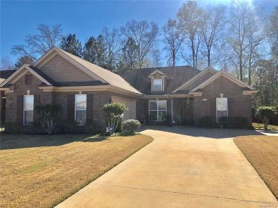 Montgomery Single Family Home For Sale: 8612 Ryan Ridge Loop