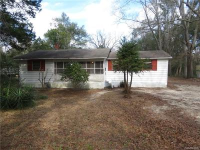 Millbrook Single Family Home For Sale: 4085 Oliver Drive