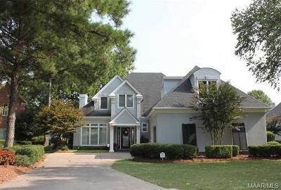 Montgomery Single Family Home For Sale: 9420 Dunleith Boulevard