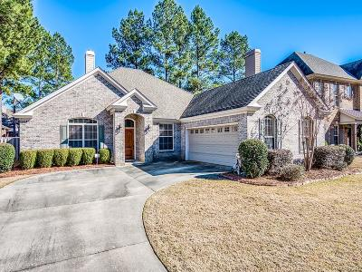 Woodland Creek Single Family Home For Sale: 9019 Crescent Lodge Drive