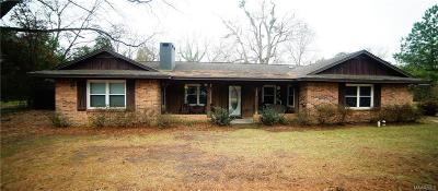 Millbrook Single Family Home For Sale: 3880 Gober Road