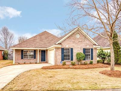 Montgomery Single Family Home For Sale: 9407 Colleton Way