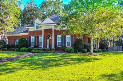 Montgomery Single Family Home For Sale: 8319 Marsh Pointe Drive