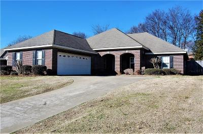 Prattville AL Single Family Home For Sale: $224,900