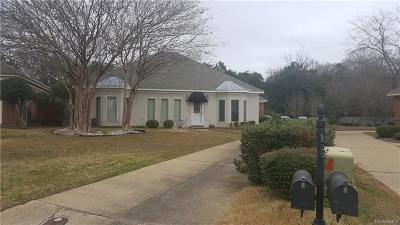 Montgomery Single Family Home For Sale: 3505 McGehee Place Court S