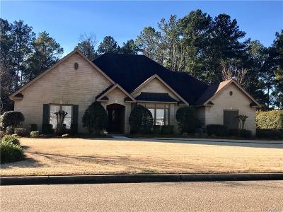 Montgomery Single Family Home For Sale: 8672 Huntingdon Ridge Lane