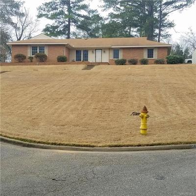 Prattville Single Family Home For Sale: 154 Melmar Drive