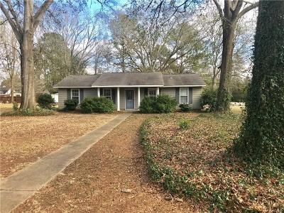 Montgomery Single Family Home For Sale: 8137 Pinto Lane