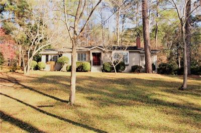 Wetumpka Single Family Home For Sale: 13 Brookside Drive