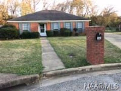 Montgomery Single Family Home For Sale: 561 Forest Park Drive