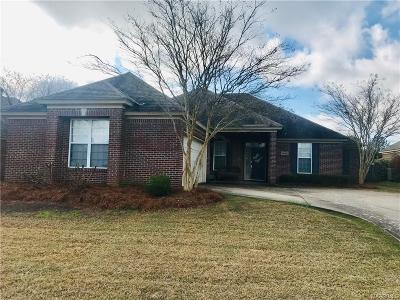 Montgomery Single Family Home For Sale: 9608 Helmsley Circle