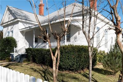 Wetumpka Single Family Home For Sale: 400 N Bridge Street