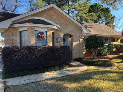 Prattville AL Single Family Home For Sale: $157,000