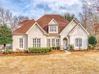 Montgomery Single Family Home For Sale: 8137 Mossy Oak Drive