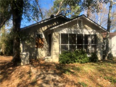 Montgomery Single Family Home For Sale: 2205 E Fourth Street