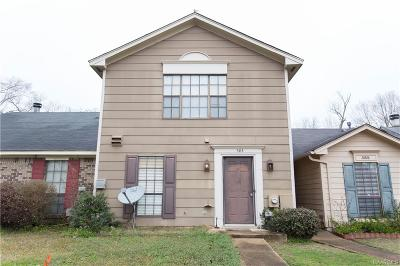 Montgomery Condo/Townhouse For Sale: 584 Hollow Wood Road