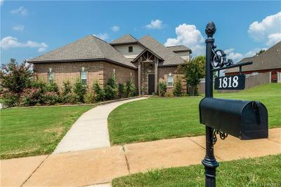 Prattville Single Family Home For Sale: 1818 Riverton Drive