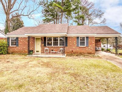 Montgomery Single Family Home For Sale: 124 Kent Street