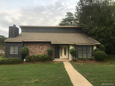 Montgomery Single Family Home For Sale: 131 Fox Hollow Road