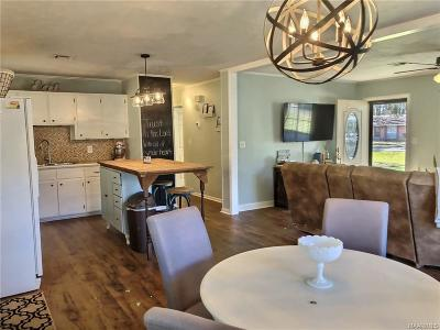 Millbrook Single Family Home For Sale: 2840 Branchway Road