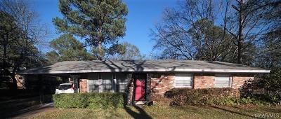 Montgomery Single Family Home For Sale: 1709 Celia Court