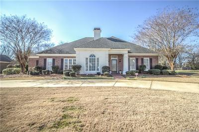 Montgomery Single Family Home For Sale: 2636 Capstone Drive