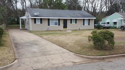 Montgomery Single Family Home For Sale: 2017 Mona Lisa Drive