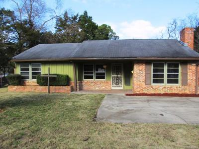 Montgomery Single Family Home For Sale: 337 Tanglewood Drive