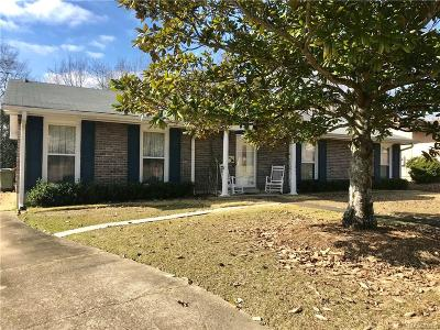 Montgomery Single Family Home For Sale: 2124 E Aberdeen Drive