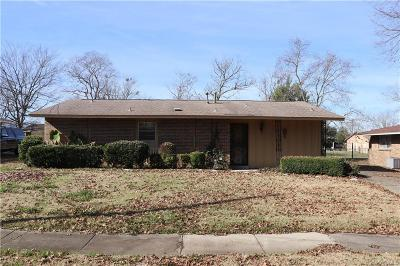 Montgomery Single Family Home For Sale: 5314 Rolind Drive