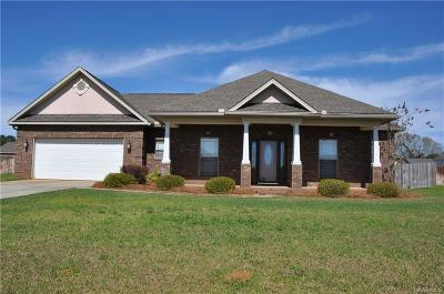 Enterprise Single Family Home For Sale: 75 County Road 751