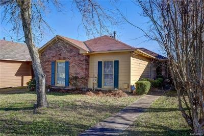 Montgomery Single Family Home For Sale: 1841 Young Farm Road