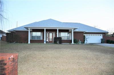 Enterprise Single Family Home For Sale: 111 Homestead Way