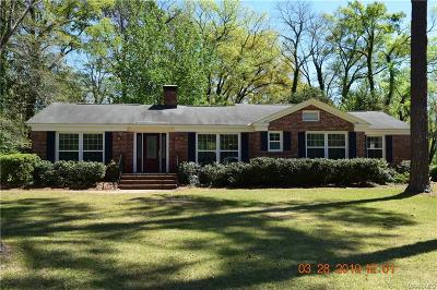 Selma Single Family Home For Sale: 122 Russell Drive