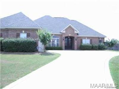 Montgomery Single Family Home For Sale: 1136 Haylee Brook Lane