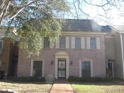 Montgomery Single Family Home For Sale: 2425 Price Street