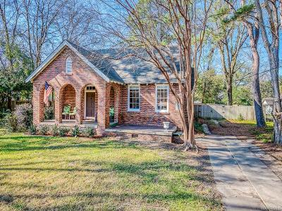 Montgomery Single Family Home For Sale: 3356 Cloverdale Road