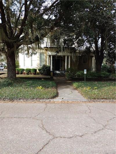 Selma Single Family Home For Sale: 601 Selma Avenue
