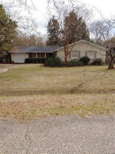 Selma Single Family Home For Sale: 227 Cone Drive