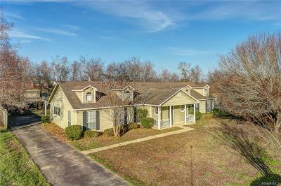 Montgomery Single Family Home For Sale: 7125 Fairway Drive