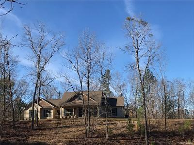 Rural Single Family Home For Sale: 162 Kitebow Place