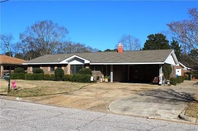 Prattville AL Single Family Home For Sale: $199,900