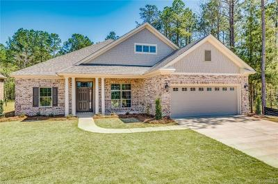 Montgomery Single Family Home For Sale: 8513 Sunrise Loop