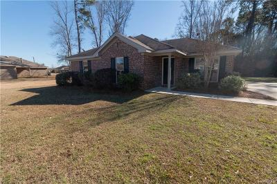 Montgomery Single Family Home For Sale: 6108 Bald Cypress Court
