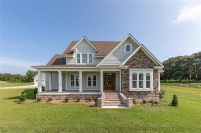 Enterprise Single Family Home For Sale: 2107 County Road 700