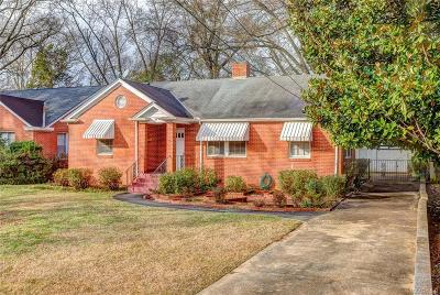 Montgomery Single Family Home For Sale: 39 Arden Road