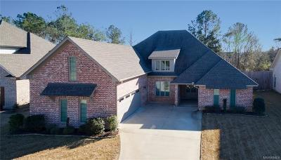 Montgomery Single Family Home For Sale: 8918 Caraway Lane