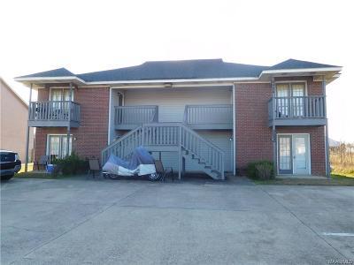 Montgomery Multi Family Home For Sale: 5822 Brewbaker Boulevard